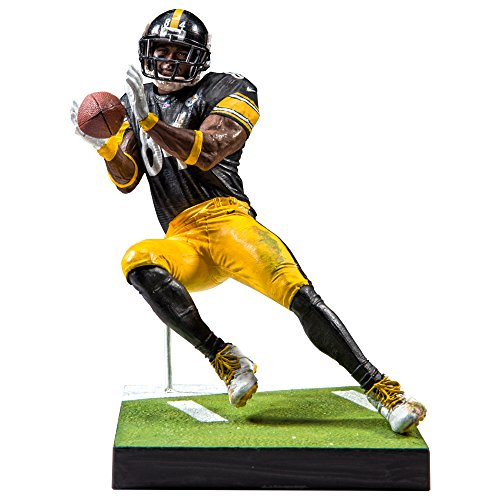 Pittsburgh Steelers, Antonio Brown Madden NFL 17 Series 3 Ultimate Team Figure