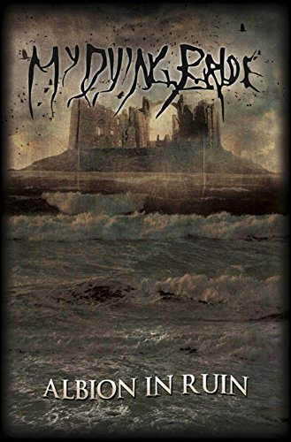 MY DYING BRIDE POSTERFLAGGE / FAHNE / FAHNE ALBION IN RUIN