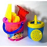 #6: Summer Mini Beach set for girls with water sprinkler--Random Colors.