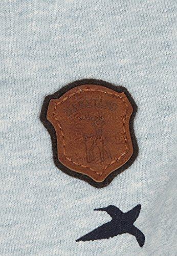 Naketano Female Zipped Jacket Diese Kelb Nasty Mint Melange