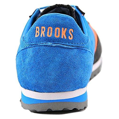 Course Chaussure Synthétique Vanguard Brooks Bleu de Femmes wHq6xRxz