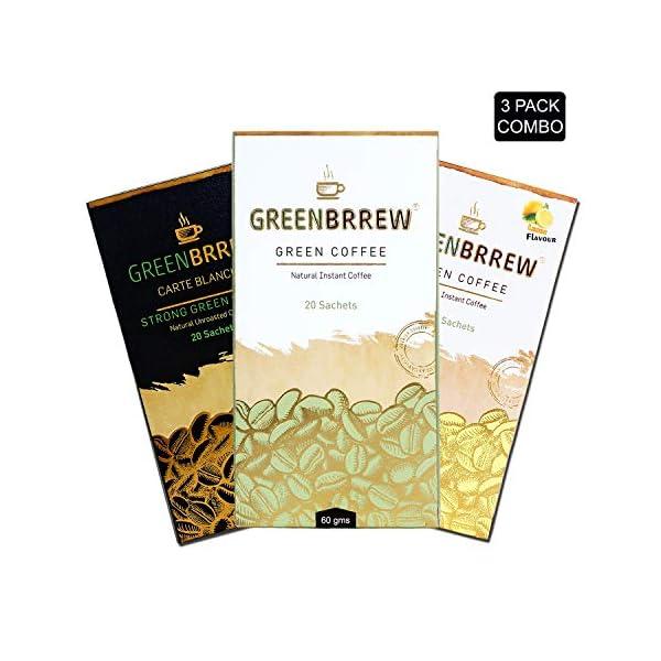 Greenbrrew Green Coffee