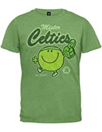Old Glory - Boston Celtics - Mens Mister Celtics Soft T-shirt