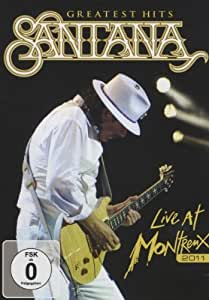 Santana - Greatest Hits: Live at Montreux 2011 [2 DVDs]