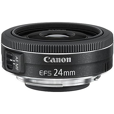 Canon EF-S2428STM Obiettivo Pancake 24mm F/2,8 STM,