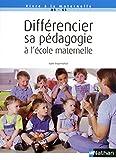 Image de Différencier sa pédagogie à l'école maternelle