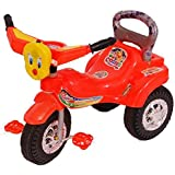Generic Baby Tricycle For Boys & Girls - Age Group 1-4 Years (Red Fab Color)