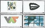 BRD (BR.Deutschland) 1927-1930 (kompl.Ausg.) 1997 10. documenta, Kassel (Briefmarken für Sammler)
