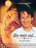 Dis-Moi Oui? - 1995 - Nadia Farès - 40x56cm - AFFICHE ORIGINALE DE CINEMA