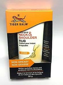 Crème Baume du Tigre 50gr Nuque et Epaule Anti-Douleurs