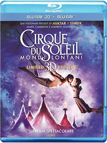 CIRQUE DU SOLEIL [Blu-ray] [UK Import]