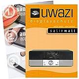 TechniSat Digitradio 360 CD IR Schutzfolie 5x uwazi satin-matt Displayschutzfolie Folie