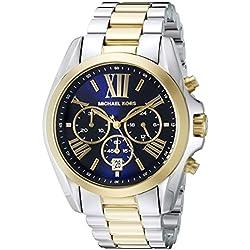 Reloj Michael Kors Bradshaw mk5976Hombre Azul