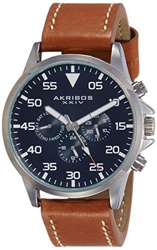 51 DHylTJGL - AK773SSBU Akribos XXIV Mens watch