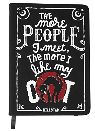 Killstar Notizbuch People Suck Journal 18 x 13 cm -
