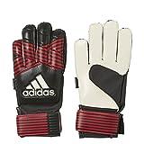 adidas Kinder ACE FS Junior Torwarthandschuhe, Black/FCB True red/White, 4