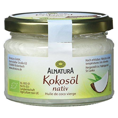 Alnatura Bio Kokosöl nativ, 220 ml