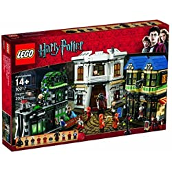 Lego 10217 - Harry Potter Diagon Alley