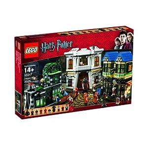 LEGO Harry Potter 10217 El Callejón Diagón 1