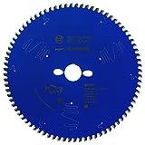 Bosch Kreissägeblatt Expert für Aluminium, 250 x 30 x 2,8 mm, Zähnezahl 80, 1 Stück, 2608644111
