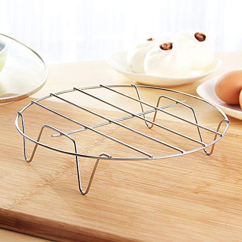 Kochen Rack-Runde 304 Edelstahl Backen und Kühlen Garblech
