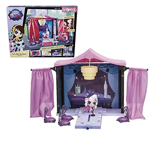 Hasbro A7942EU4 - Littlest Pet Shop - Pet Shop-pet-sets Littlest