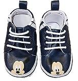 Mickey Mouse Primeros Pasos de Material Sintético Bebé-Niñas,...