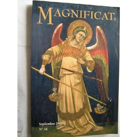 MAGNIFICAT. Revista mensual de religión. Nº 58