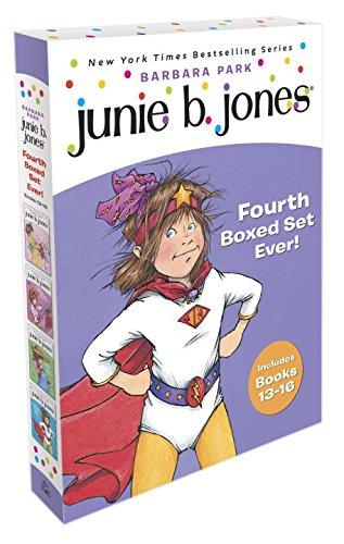 Junie B. Jones's Fourth Boxed Set Ever!