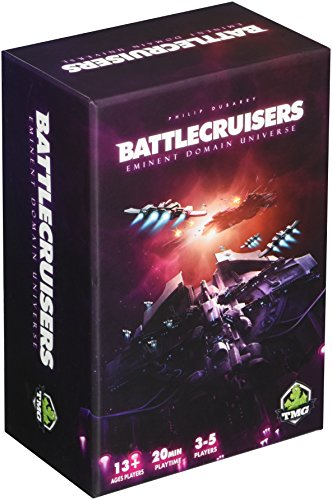 Eminent Domain: Battlecruisers Expansion