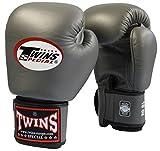 TWINS Boxhandschuh dunkelgrau