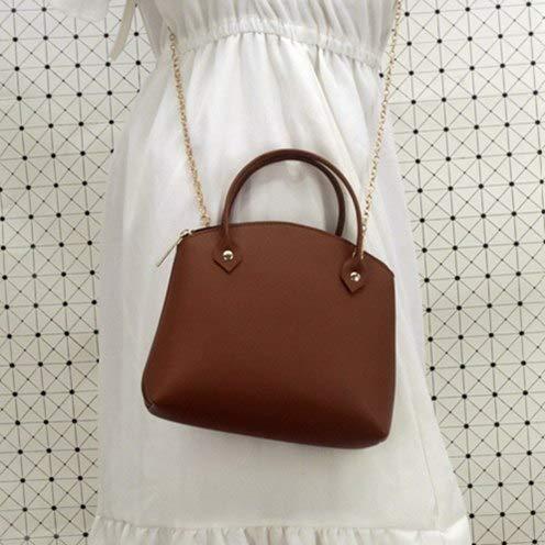 HITSAN INCORPORATION Casual Fashion Vintage Women Shoulder messenger Bag  Female mini leather handbags Cross Body Bag afcae4c67e