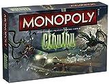 Monopoly - Cthulhu-Edition - 6 Sammler Spielfiguren | Gesellschaftsspiel | Brettspiel Deutsch