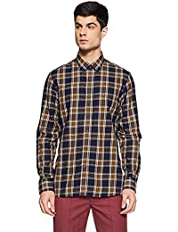 Arrow Sports Men's Checkered Slim Fit Casual Shirts at FLat 70% OFF low price image 15