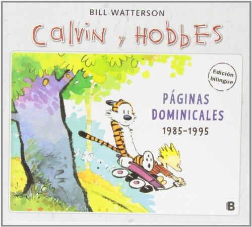 Calvin y Hobbes. Páginas dominicales 1985-1995: (edición bilingüe) (B CÓMIC)