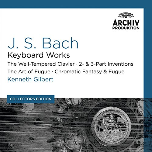 J.S. Bach: The Art Of Fuge, BWV 1080-6. Fuga
