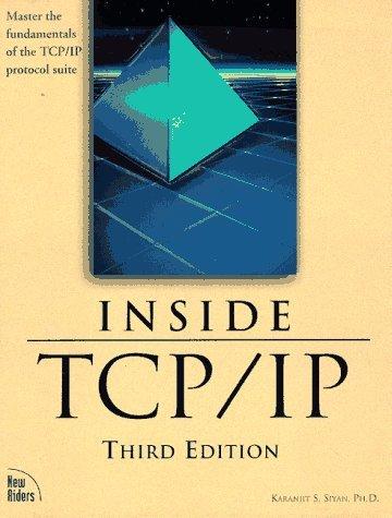 Inside TCP/IP by Joern Wettern (1997-01-02) par Joern Wettern;Karanjit S. Siyan;Siyan