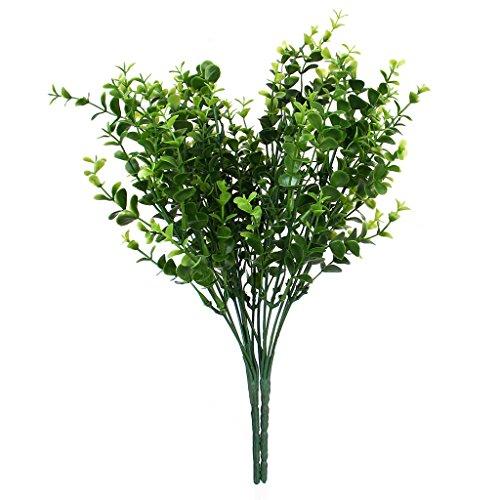 Homyl Diy Künstliche Blätter Pflanze