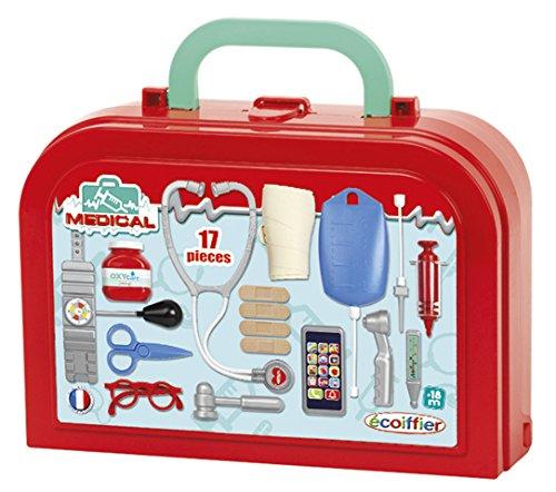 Preisvergleich Produktbild Spielzeug Ecoiffier 251–wiederverwendbare Dr. Luxe