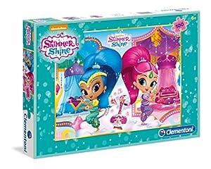Clementoni 07256 Puzzle - Rompecabezas (Rompecabezas para Suelo, Dibujos, Niños, Chica, 6 año(s), Italia)