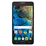 "Alcatel Pop 4S - Smartphone de 5.5"" IPS Full HD(OCTA CORE (4X1.8GHz+4X1GHz), 16 GB, 13MP,8MP, 2 GB RAM, 4G, (1 SIM), Android, NanoSIM,Noir-Gris-(Importé)"