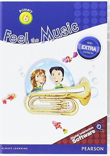 Preisvergleich Produktbild Feel the Music 6 Digital Interactive Software (Siente la Música)