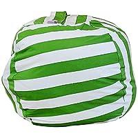 Creative QT Stuffed Animal Storage Bean Bag Chair - Standard Stuff