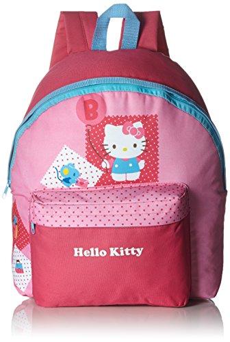 Hello Kitty Sac à Dos Loisir, 39 cm, (Rose)