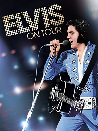 Elvis on Tour Cover