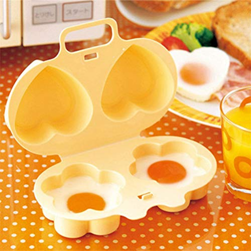 51 DfJ52oLL. SS500  - Flybloom Microwave Egg Boiler Microwave Egg Cooker Mini Portable Quick Egg Cooking Cup Steamed Kitchen Tools For Breakfast