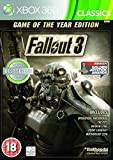 Cheapest Fallout 3  Game of the Year Classics (XBox 360) on Xbox 360