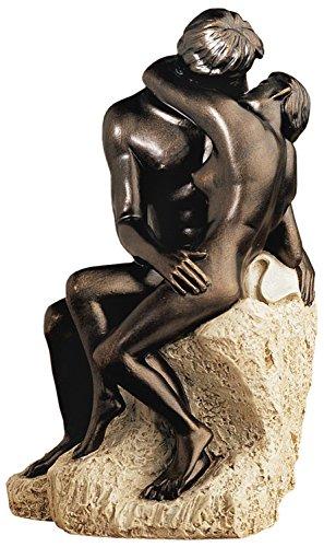 Design Toscano Die Rodin-Sammlung: Der Kuss