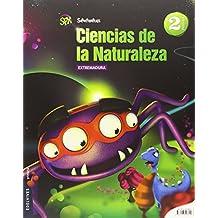 Ciencias de la Naturaleza 2º Primaria-Extremadura (Superpixepolis)