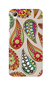 SWAG my CASE Printed Back Cover for HTC Desire 626